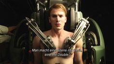 CAPTAIN AMERICA| Featurettes - Die Verwandlung eng / ger sub (+playlist)