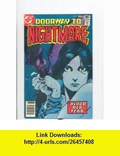 Doorway to Nightmare #3, (Comic - May/June 1978) (Vol. 1) Roger McKenzie, Ric Estrada ,   ,  , ASIN: B002I270EW , tutorials , pdf , ebook , torrent , downloads , rapidshare , filesonic , hotfile , megaupload , fileserve
