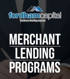 Looking for working capital to invest in new equipment? Fordham Capital is a market leader in offering funding options as varied as our clients. Get the money you need quickly and then easily repay it out of the business growth that follows.