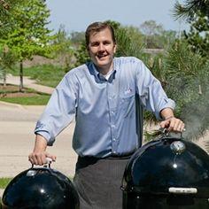 The Weber Grilling Blog. Get video's & grilling tips here! #weber