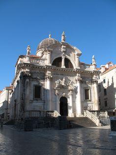 Church of St.Vlaho, Dubrovnik, Croatia