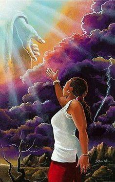 41 Ideas for black art painting god pictures African American Art, African Art, American Women, Black Jesus, Black Art Pictures, By Any Means Necessary, Prophetic Art, Black Girl Art, Black Artwork