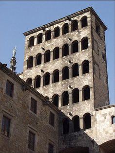 Barcelona: Plaça del Rei | Flickr - Photo Sharing!