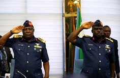 Arms Procurement Fraud: Buhari Orders EFCC To Probe Former CDS Barde, Ex-Chief Of Air Staff Amosu, Other Serving And Former Military Leaders