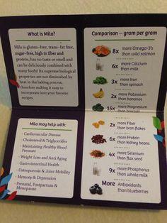 Benefits of mila!!! www.genesispure.com/purehealth4all