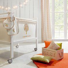 Detalle #habitación de bebé #cunamoon #petitmoon