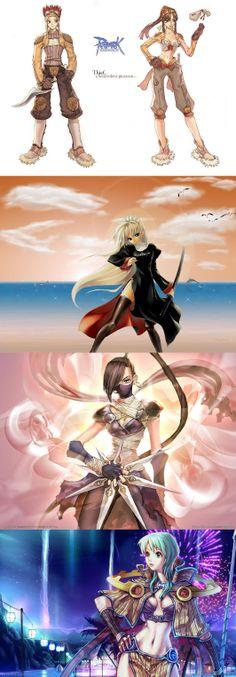 Ragnarok Priestess