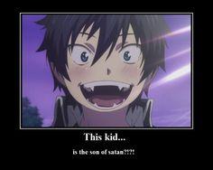 All smiles Ao No Exorcist, Blue Exorcist Funny, Blue Exorcist Anime, I Love Anime, Anime Guys, Manga Anime, Rin Okumura, Deviantart, Anime Ships