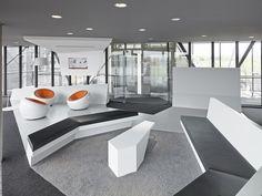 Innocean Headquarters Frankfurt; Interior design: Ippolito Fleitz Group; Photo…
