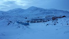 Stilhed før stormen. Nuussuaq