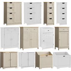 White Cabinets & Cupboards for sale | eBay Bathroom Sink Vanity Units, Cupboards For Sale, White Cabinets, Locker Storage, Ebay, Furniture, Home Decor, White Dressers, Decoration Home