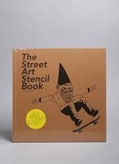 - The Street Art Stencil Book - Bog