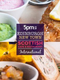 Book Restaurants, Hotels, Spa & Salon Offers - Get Daily Deals Book Restaurant, Edinburgh, Scotland, Restaurants, Artisan, Gardens, Dining, Street, Gallery