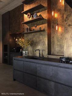 COCOON kitchen design inspiration | modern | interior design | high end inox stainless steel kitchen taps bycocoon.com | kitchen design | project design & renovations | Dutch Designer Brand COCOON