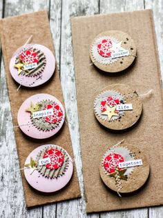 All That Scrap: embellishments!