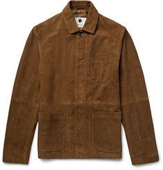 NN07 suede jacket.