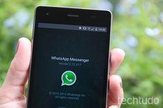Chega de lotar o celular com vídeos e fotos do WhatsApp... Leia mais e saiba como usar essa nova função