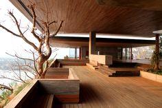 Gallery of Gota Dam Residence: A House on a Rock / Sforza Seilern Architects - 2