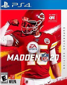 Madden Games, Madden Nfl, Playstation, Ps4, American Football, College Quarterbacks, Superstar, Nfl Pro Bowl