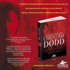 Esra Nazenin Özdemir: Sihirli Kitaplık || Karanlığın Kokusu || Christina Dodd || Yorum