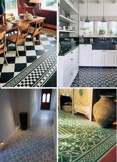 Castelo de Portugal Classic, Portuguese Tiles