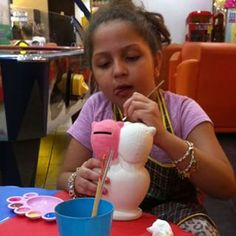Visit http://www.getitgirlstyle.com/diy-crafts/  Ceramic Painting Kits. Kidzz Cafe  #event #wafi  #roshanamall #kidzzcafe #kids #feltcrafts #crafts #children #art #kidsactivities #diycrafts #kidicorner #crativetalents  #dubaimalls #jeddah  Follow me ...