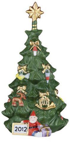 6. Royal Copenhagen Annual Christmas Tree