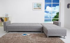 Frankfort Reversible Sectional