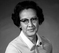 Dr. Katherine Johnson #HiddenFigures #AKA1908