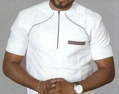 African men's clothing / African fashion/ wedding suit/dashiki / African men's shirt/African attire for men/prom dress/ shirt and pants African Wear Styles For Men, African Shirts For Men, African Dresses Men, African Attire For Men, African Clothing For Men, African Fashion Ankara, African Clothes, African Style, African Women
