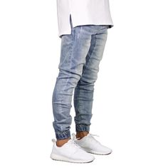 Fashion Stretch Men Jeans Denim Joggers Pant Design Hip Hop Joggers For Men Denim Jogger Pants Product specifications: Brand Name:mrpick Gender:Men Pepe Jeans, Jeans Slim, Denim Jeans Men, Jeans Skinny, Skinny Guys, Jogging Outfit, Jeans Material, Hipster Outfits, Hipster Jeans