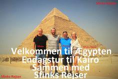 Endagstur til Cairo med bus  Mini Giza3Har du lyst til at køre gennem ørkenen langs med Det Røde Hav, hvor du har mulighed for at se olieboringer, delfiner, Vestas vindmøllepark samt Suez Kanalen, så tag med os på denne tur til Cairo med bus. I Cairo vil du opleve de flere tusinde skatte på det Ægyptiske Museum, spise frokost ved Nilens bred og besøge de ældgamle pyramider i Giza, samt tage billeder sammen med den mystiske Sfinks. Giza, Cairo, Museum, Movies, Movie Posters, Velvet, Culture, Films, Film Poster