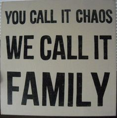 Image result for quotes about big families