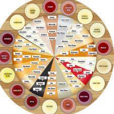 Wine & Cheese Pairing Chart