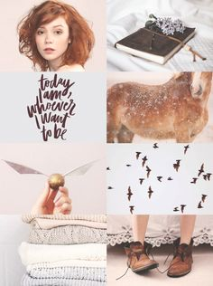 Ginny Weasley (requested by @gily-rose)