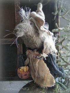 The Goode Wife of Washington County: Sweet October