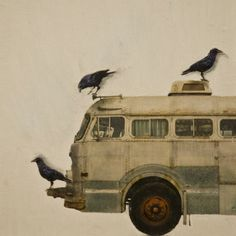 """Saatchi Online Artist Brian Barrer; Photography, """"Hitching a ride series hwy 11 oro"""" #art"""