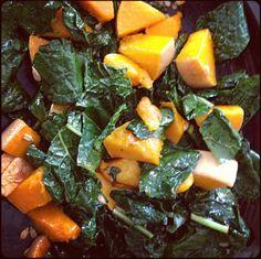 Yummy salad!