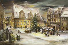 Meissen Advent Calendar