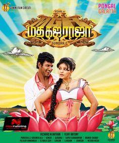 Vishal & Anjali in Mada Gaja Raja Movie Stills