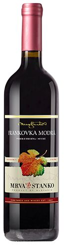 www.vinopredaj.sk ...... Frankovka modrá - Víno tmavočervenej farby bordového odtieňa, s decentnou odrodovou ovocnou vôňou, hlavne čerešní a sliviek, s interesantným korenisto škoricovým vnemom. Chuť vína je šťavnato ovocná, s dominanciou kôstkového ovocia, podporená súhrou jemných kyselín a tanínov, s korenisto zamatovou dochuťou.  Odporúčame podávať: k prírodným úpravám červeného mäsa, najlepšie k steaku zo srnčieho chrbta s demiglasse so zeleným korením a kuriatkami, taktiež k tvrdým…