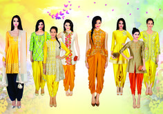 Superb #Wedding Outfits with an #IndoWestern Twist