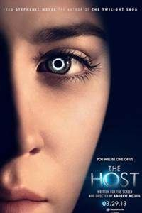 The Host, one of my most favorite books ever! I can't wait for the movie!!!