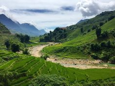 Valía la pena subir a Sapa!!!! #vietnam16im