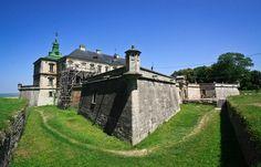 Pidhirtsi Castle, Lviv region, Ukraine – a fortified Renaissance palace