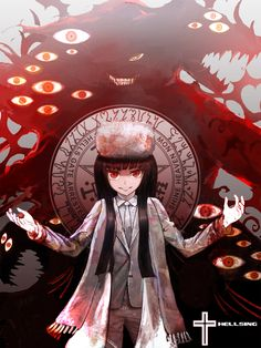 Image discovered by Lyann Pham 명쾌함. Find images and videos about anime, eyes and manga on We Heart It - the app to get lost in what you love. Manga Anime, Anime Art, Seras Victoria, Hellsing Alucard, Fanart, O Gas, Naruto Cosplay, Manga Artist, Arte Popular