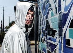 Changing Skins by David Meanix Sculpture Art, Photo Art, Nike Jacket, Raincoat, David, Costumes, Hats, Jackets, Image