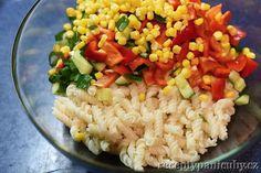 Fusilli, Linguine, Fried Rice, Tofu, Fries, Ethnic Recipes, Nasi Goreng, Stir Fry Rice