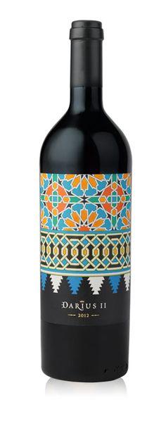 Darioush   Our Wine   Darius II