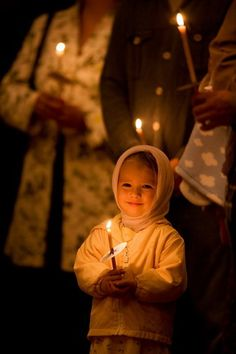 Little Orthodox  girl :)